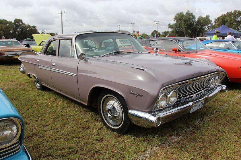 1961 Dodge RD4 Phoenix
