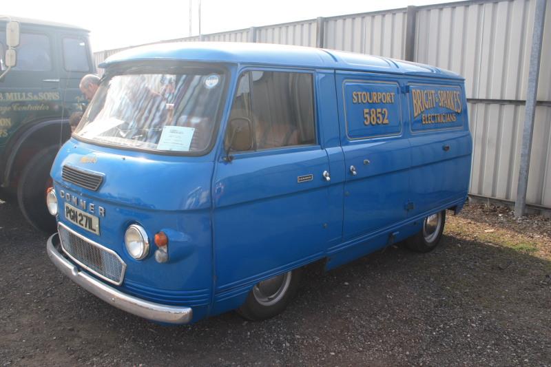 1962 Commer Bl