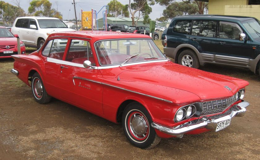 1962 Dodge Lancer 170 2-Door Sedan