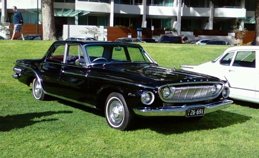 1962 Dodge SD2 Phoenix