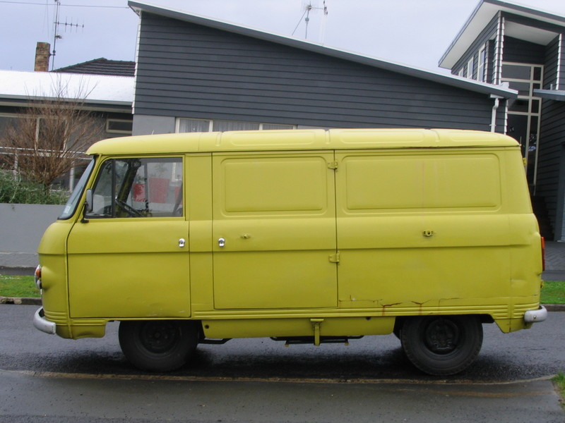 1963 Commer Delivery van