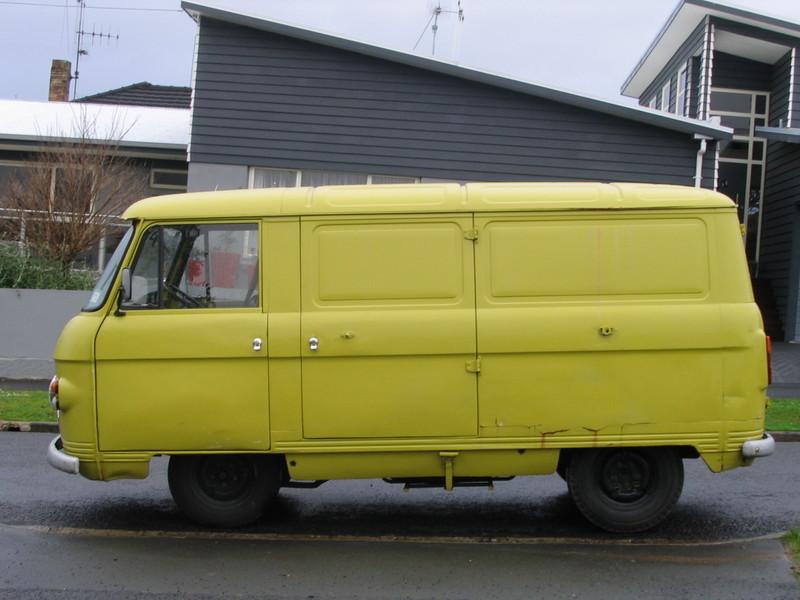 1963 Commer Delivery van