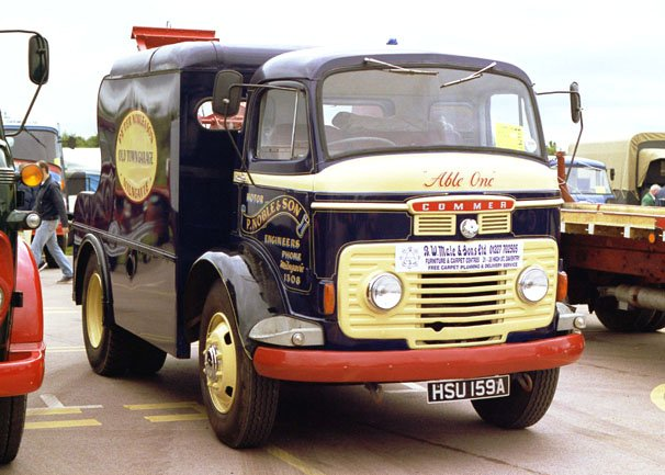 1963 Commer qx