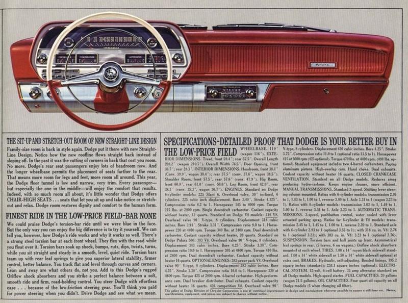 1963 Dodge Standard Size-13