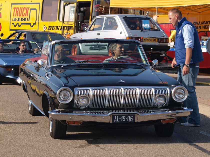 1963 Polara convertible