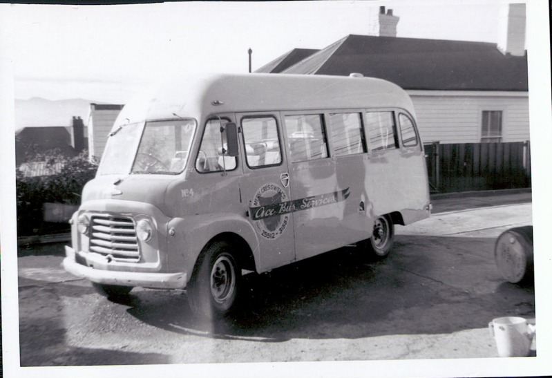 1964 Commer ACE Bus Australia