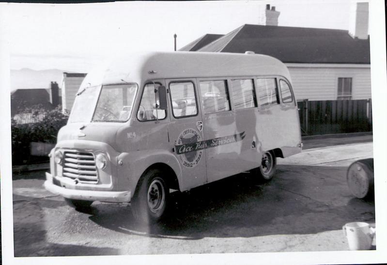 1964 Commer ACE Bus Australia