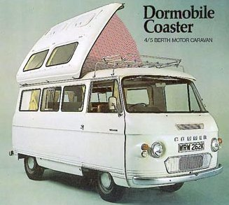 1964 Commer-Coaster-Dormobile-Conversion
