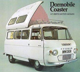 1964 Commer-Coaster-Dormobile-Conversion