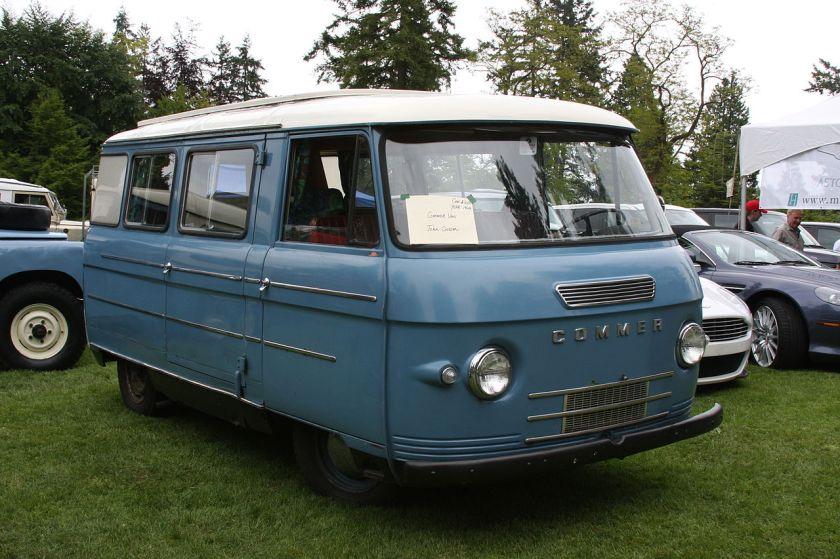 1964 Commer FC Van