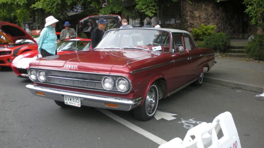 1964 Dodge 880 four-door sedan
