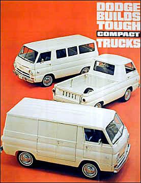 1964 Dodge van