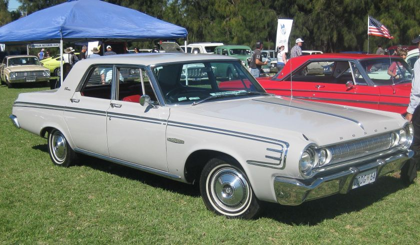 1964 Dodge VD2 Phoenix