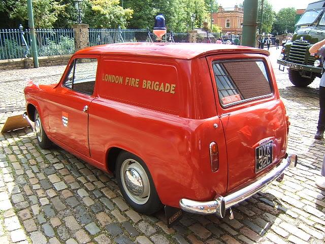 1965 COMMER COB 1500cc VAN DYK32C