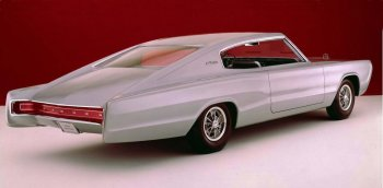 1965 Dodge Charger II Show Car