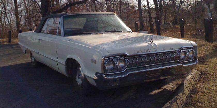 1965 Polara convertible