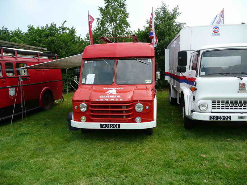 1966 Commer type KAL 4023