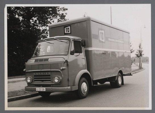 1967 Karrier gamecock 4 5 en 6 tonner