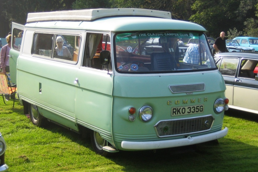 1968 Commer FC
