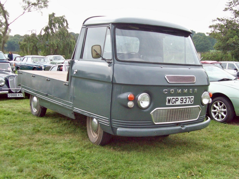1968 Commer Flat Bed PB WPG