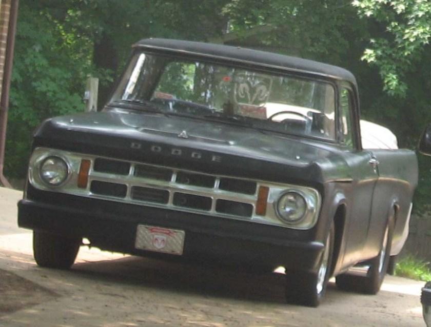 1968–1970 Dodge D-Series