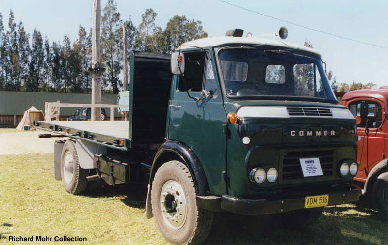 1969 ce16 commer knocker