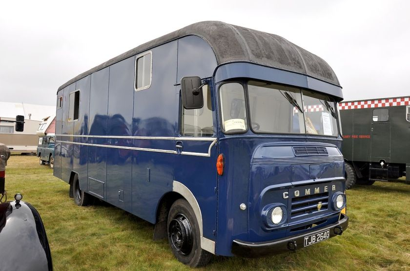 1969 Commer Horsebox