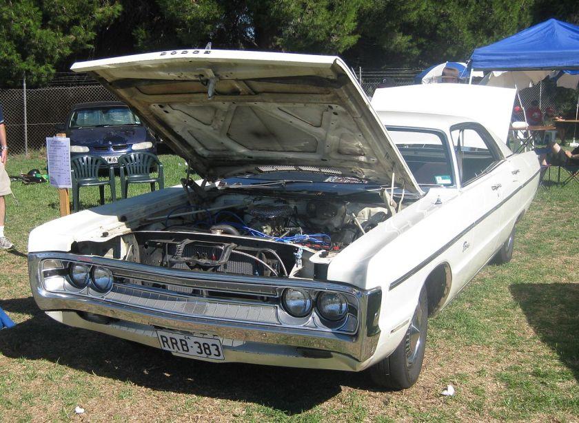 1971-73 Dodge DG Phoenix Hardtop