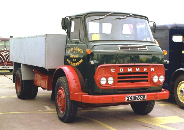 1971 Commer Maxiload gvw