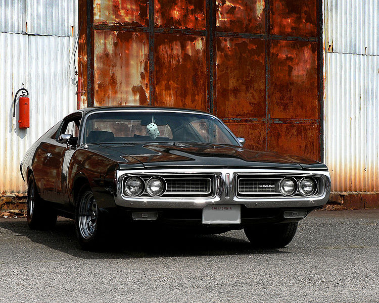 1971 Dodge Charger 383