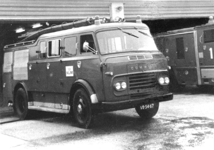 1974 Commer Schiphol Oost