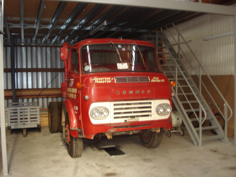 1974 Commer TS