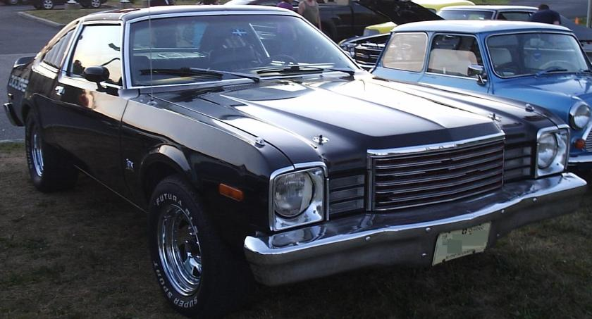 1978 Dodge Aspen coupe