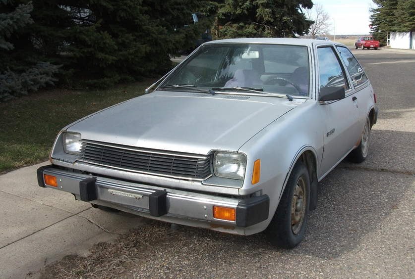 1979-82 Plymouth Champ- Dodge Colt