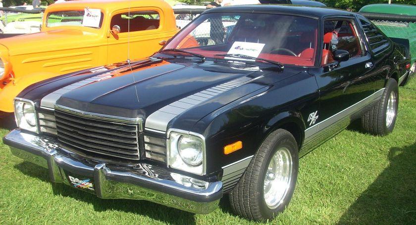 1979 Dodge Aspen RT coupé