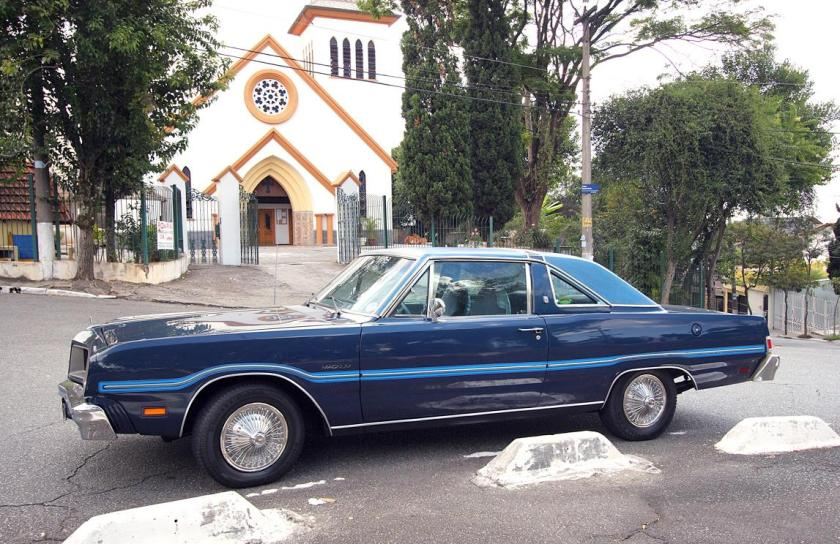 1979 Dodge Magnum from Brazil