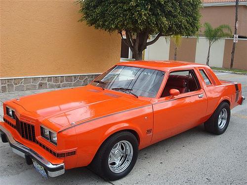 1981-82 Dodge Magnum Mexico