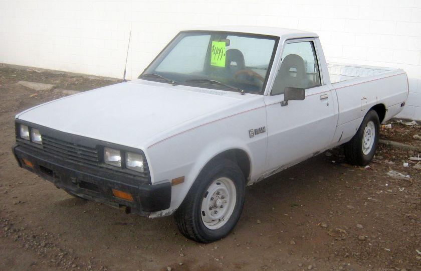 1983 Dodge Ram 50