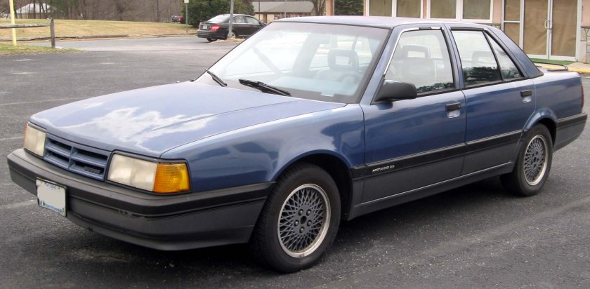 1990-92 Dodge Monaco ES