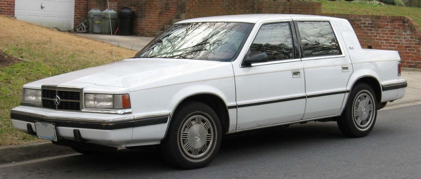 1991-93 Dodge Dynasty