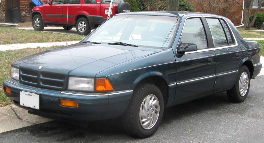 1993–95 Dodge Spirit