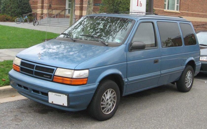 1994-95 Dodge Caravan