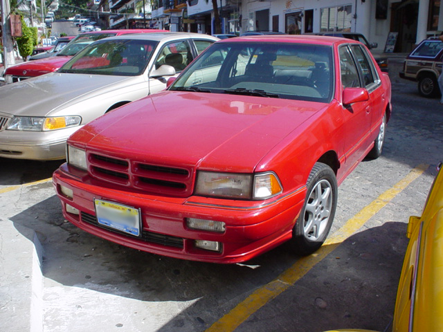 1994 Mexican Chrysler Spirit RT