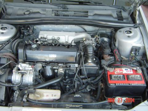 1994 MPFI 2.5 L engine installed Mexican Chrysler Spirit