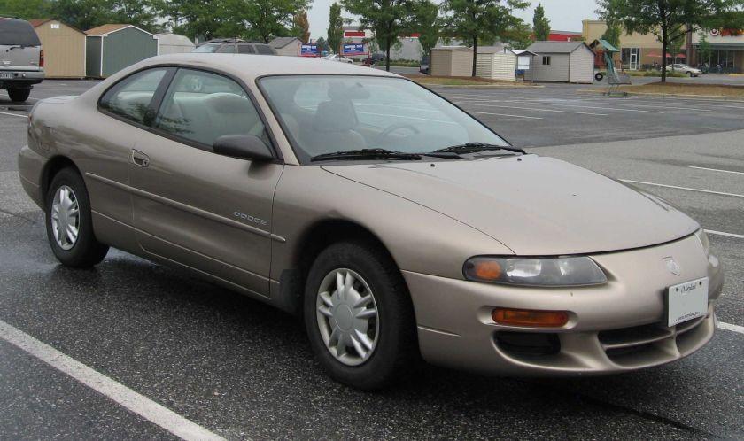 1995-00 Dodge-Avenger-coupe