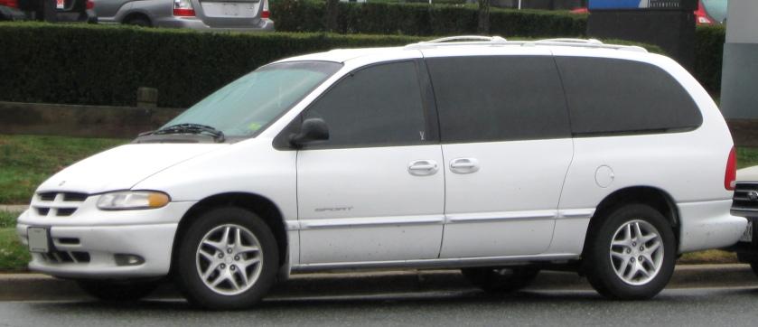 1996-00 Dodge Grand Caravan