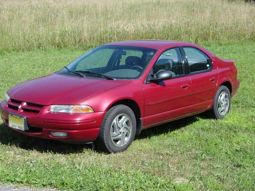 1996 Dodge_Stratus_ES