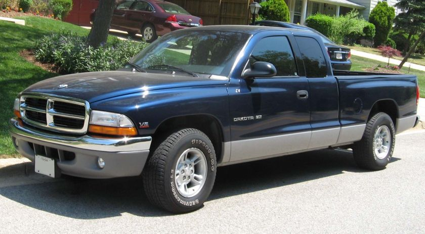 1997-04 Dodge Dakota