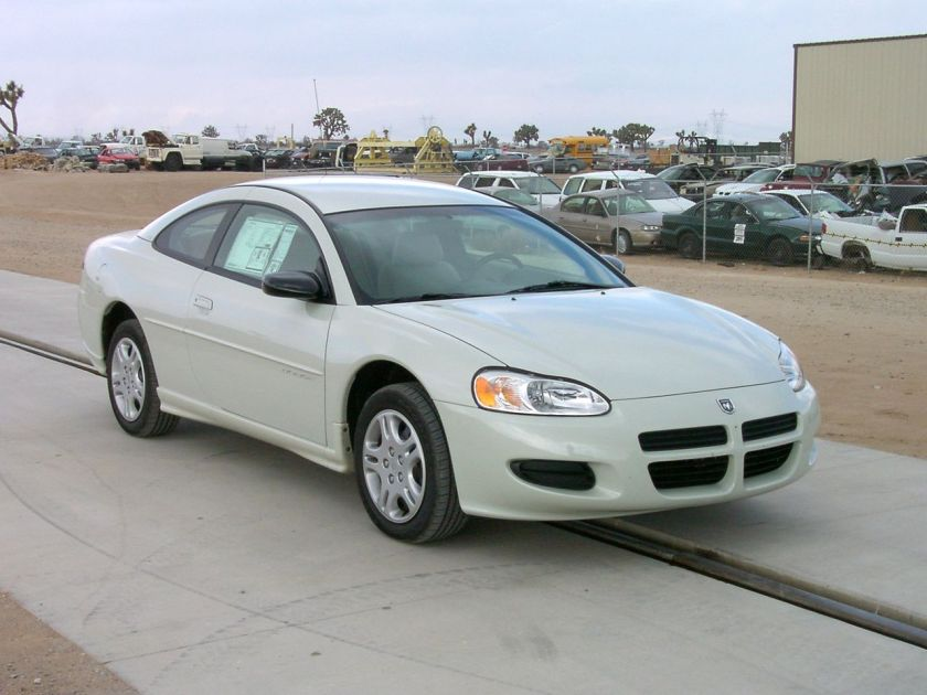 2001 Dodge Stratus SE coupe