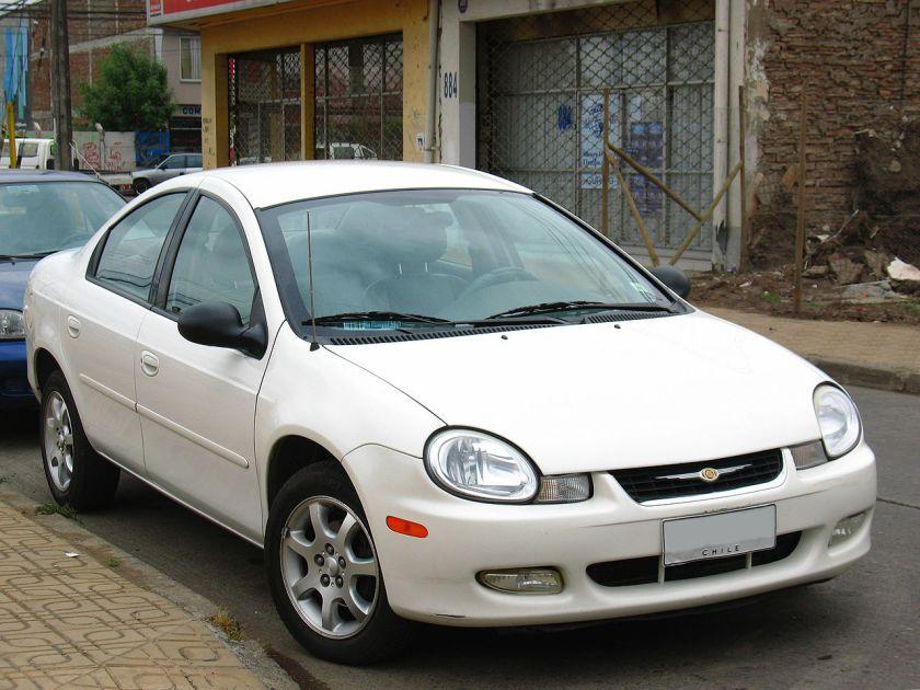 2003 Dodge Neon 2.0i LX